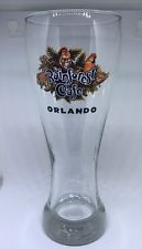 Rainforest Cafe Orlando - 1 pint Beer Glass