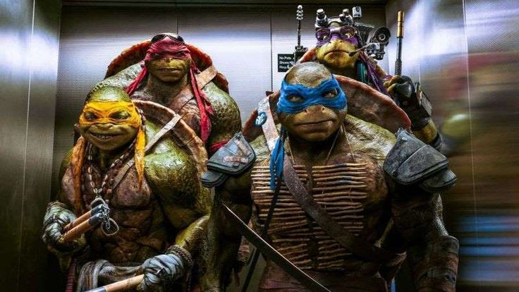 "#28. ""Teenage Mutant Ninja Turtles: Out of the Shadows""  -   U.S. box office gross: $82,046,500 Smart Rating: 37.41 U.S. release date: 06/03/2016 Starring: Megan Fox, Will Arnett, Laura Linney The turtles spring into action to battle Shredder ﴾Brian Tee﴿, mad scientist Baxter Stockman ﴾Tyler Perry﴿, Bebop ﴾Gary Anthony Williams﴿, Rocksteady ﴾Stephen ""Sheamus"" Farrelly﴿ and the notorious Krang ﴾Brad Garrett﴿.  -  The Box Office Winners of 2016"