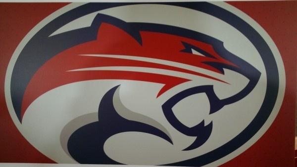 The University of Houston unveiled new logos today. Spiffy!