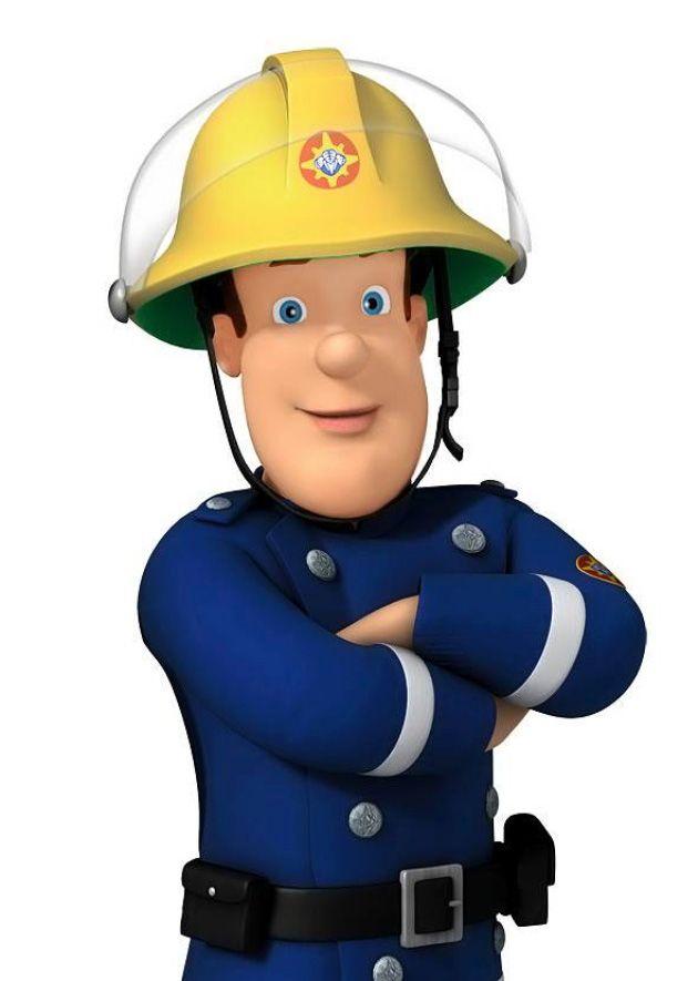 Les 25 meilleures id es de la cat gorie sam le pompier sur - Sam le pompier personnages ...