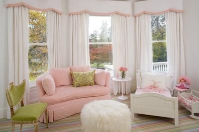 Modern Toddler Girls Bedroom - Girls' Bedroom Ideas - Zimbio