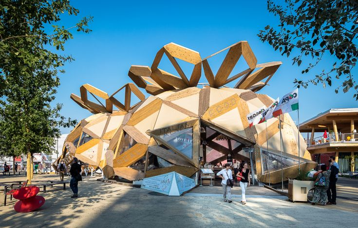 Gallery of One Photographer's Definitive Guide to the Pavilions of the 2015 World Expo – 38