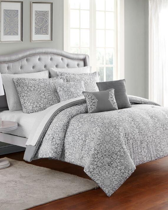 10 Piece Hampton Bed In A Bag Comforter Set 89 99 99 99 Luxury Bedding Master Bedroom Comfortable Bedroom Comforter Sets