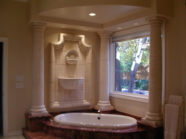 Master Bath Roman Style Part 93