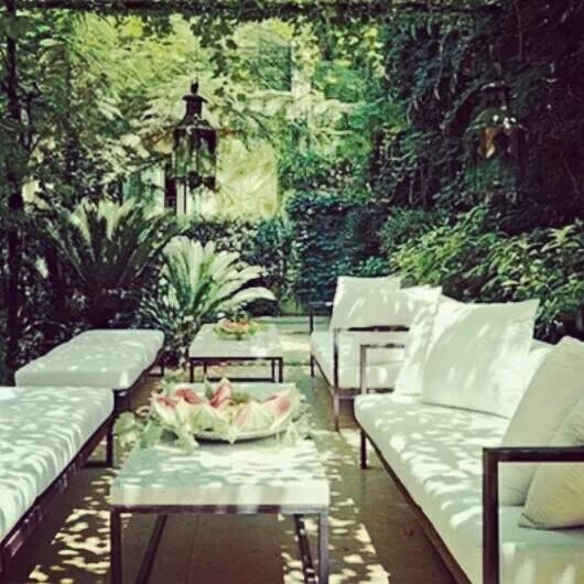 28 best images about sillones de hierro on pinterest for Sofa exterior hierro