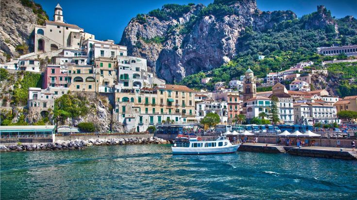 After this wonderful tour we will return to Sorrento port. Time permitting (depending on ships schedule) we can offer you some free time in Sorrento.