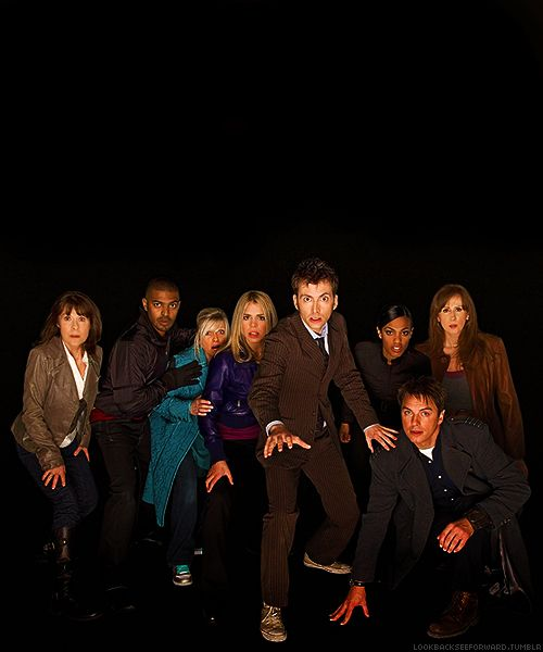 Journey's End is my favorite Doctor Who episode. You can never go wrong reuniting David Tennant and Billie Piper. Flawless cast.