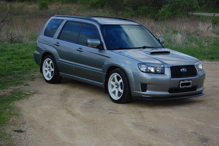 Ft For Trade Wi 2007 Forester Xt Vf43 Nasioc
