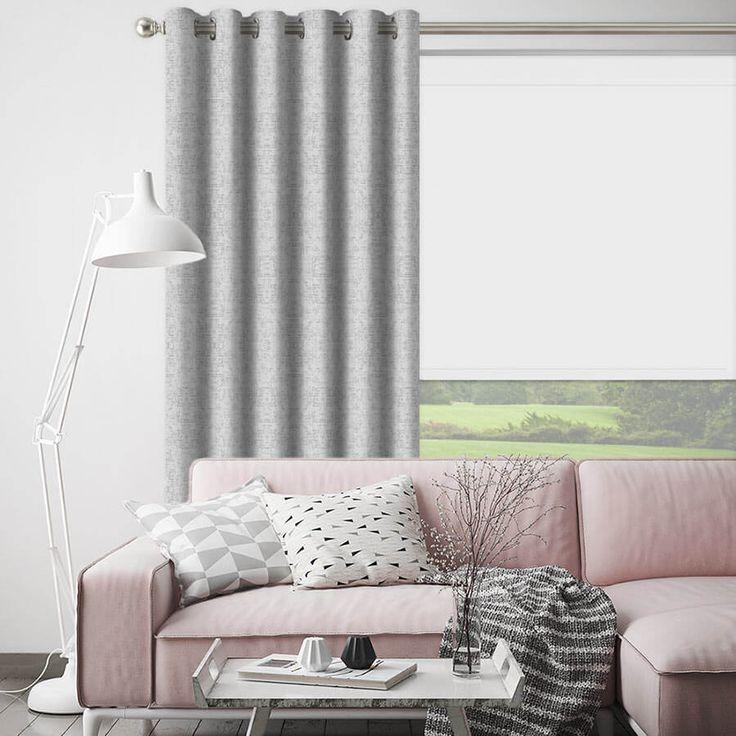 Classic fabric roller window shades
