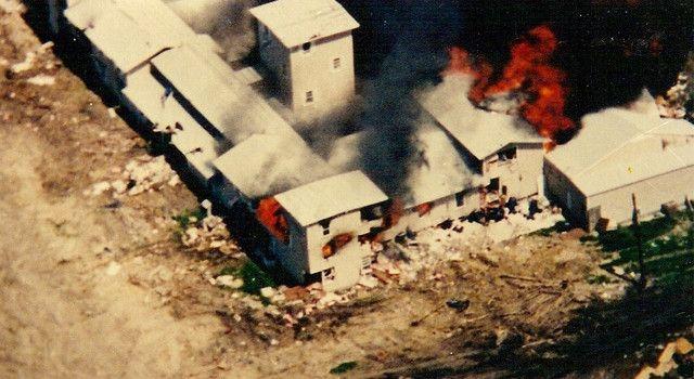 Hillary Clinton ordered the WACO massacre