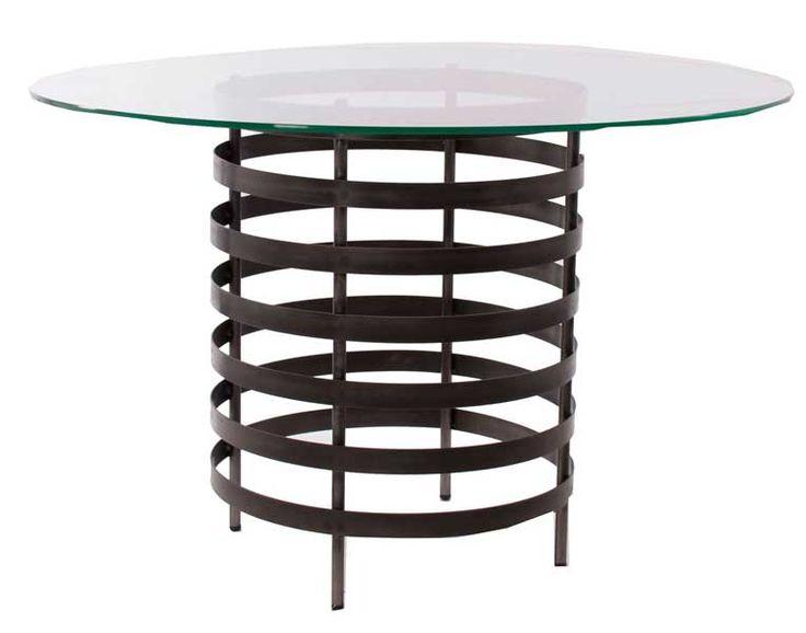 M s de 10 ideas incre bles sobre mesa redonda cristal en for Mesa redonda cristal 8 personas