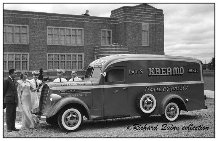 1938 Studebaker K10