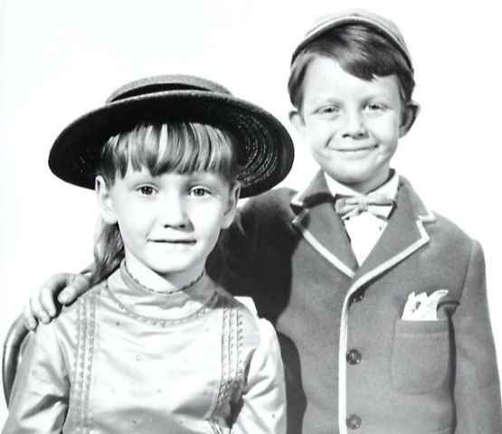 Karen Dotrice and Matthew Garber