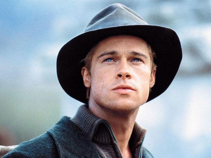 """Brad Pitt en """"Siete Años en el Tibet"""" (Seven Years in Tibet), 1997"""