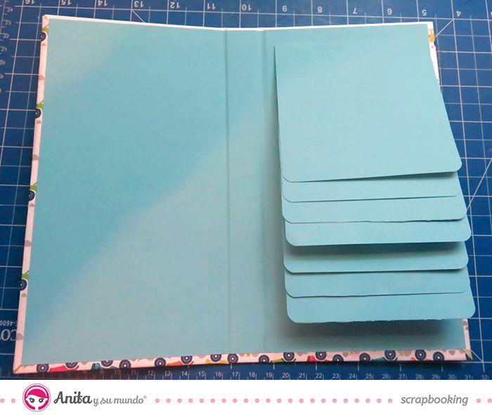 M s de 25 ideas incre bles sobre p ginas del scrapbook de - Albunes de fotos caseros ...