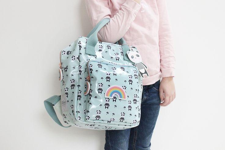 #Backpack #Panda #Rugzak Panda from www.kidsdinge.com…