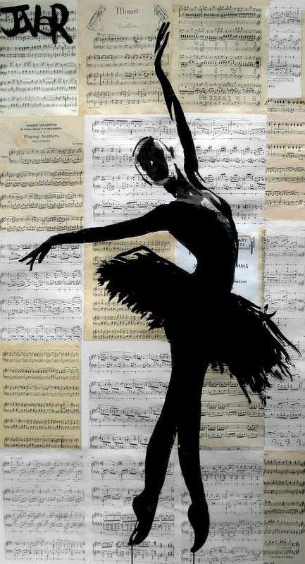 BALLERINA BY LOUI JOVER
