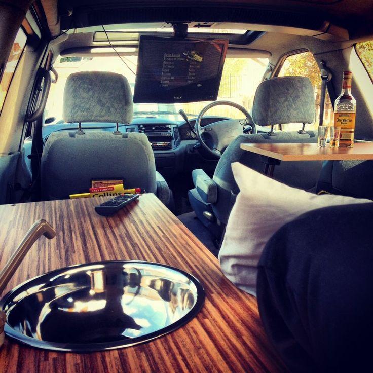 Used Toyota Campers For Sale: Toyota Previa Campervan / Surf Bus Day Van Mini Camper Van