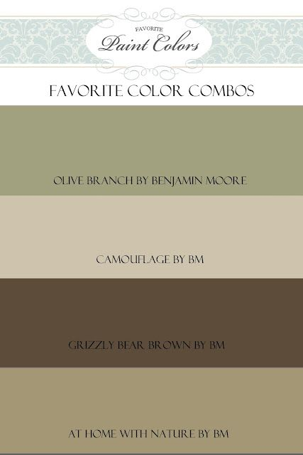 A nice website that shows nothing but painted rooms and tells you what paint was used. Broken down by color or room.