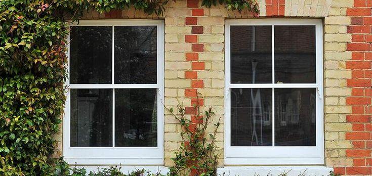 Replacement timber box sash windows by The Sash Window Workshop, www.sashwindow.com