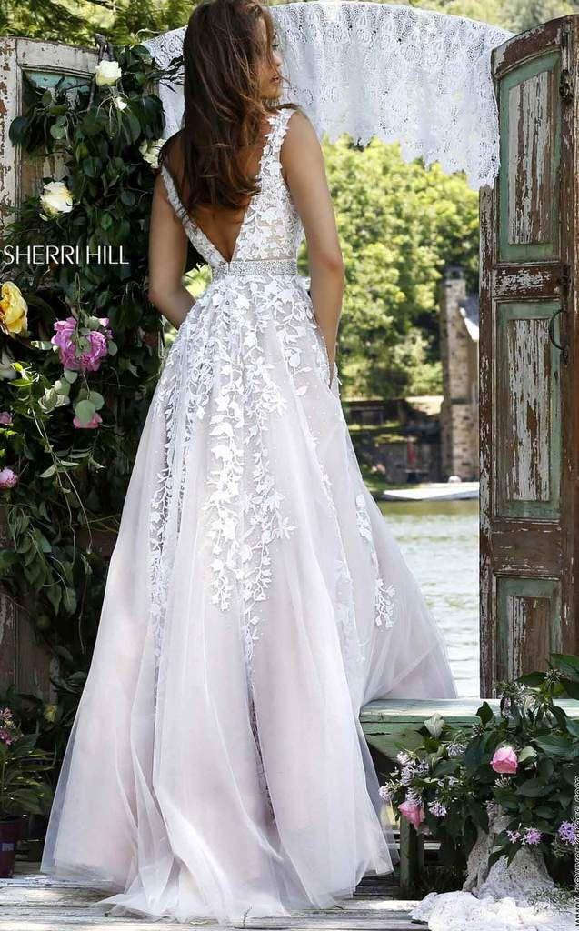 sherri hill 11335 in 2019 | wedding dresses | pinterest | vestidos