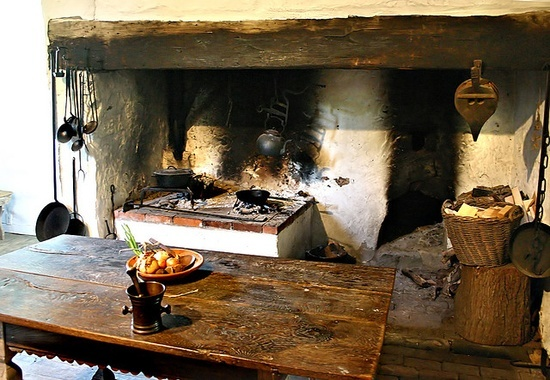 Hearth Cooking The Chuck Wagon Colonial Cooking Hearth