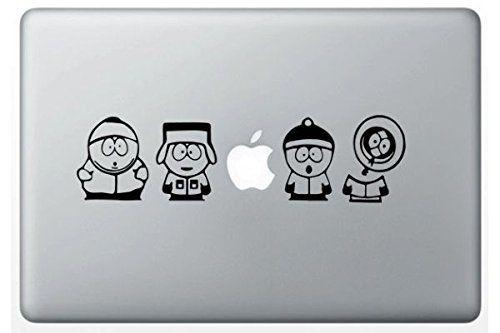 South Park par i-Sticker: Stickers autocollant MacBook Pro Air décoration ordinateur portable Mac Apple - https://streel.be/south-park-par-i-sticker-stickers-autocollant-macbook-pro-air-decoration-ordinateur-portable-mac-apple/