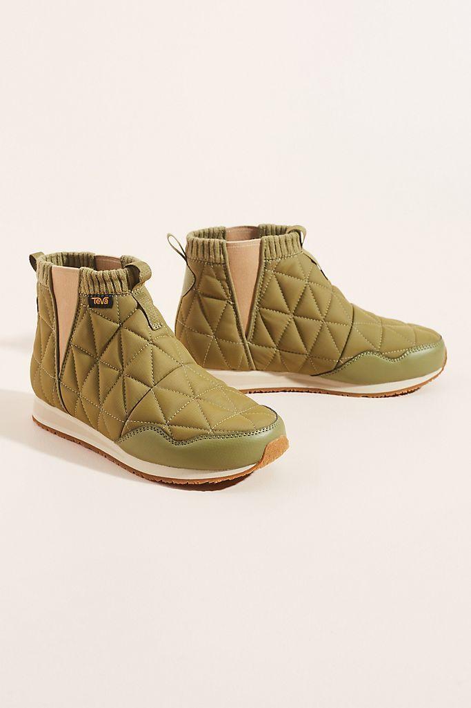 Teva Ember Moc High-Top Sneakers in