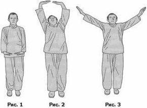 Следующее упражнение является одним из лучших в цигун — оно полезно как для начинающего, так и для мастера.