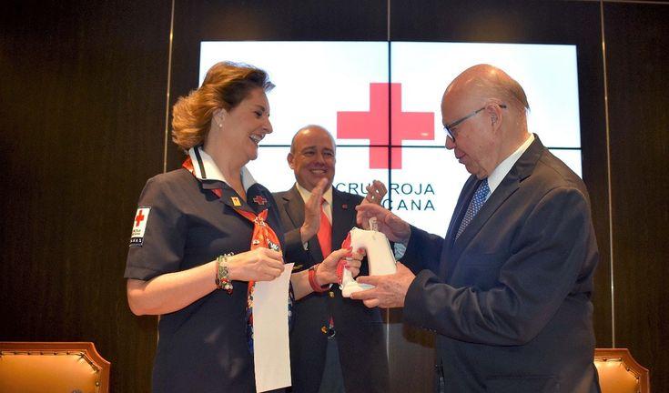 Colecta Anual de la Cruz Roja Mexicana 2018 en la Secretaría de Salud - http://plenilunia.com/voluntades-en-accion/colecta-anual-de-la-cruz-roja-mexicana-2018-en-la-secretaria-de-salud/51314/