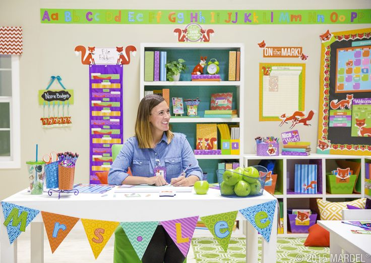 Mardel Classroom Decor ~ Best images about new foxtrot classroom collection
