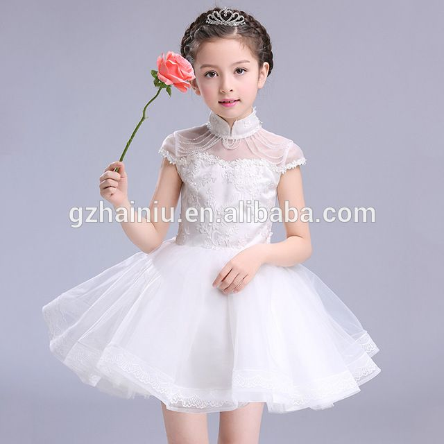 Source 2017 New Style Children Simple Cotton Frocks Designs