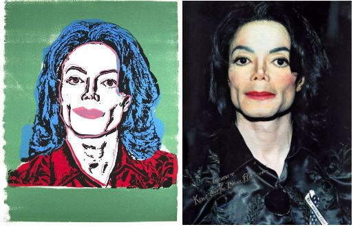 """Again, literally the FIRST image that comes up when googling """"Michael Jackson images."""" """"Truly creative, edgy and trendy""""©MW"""