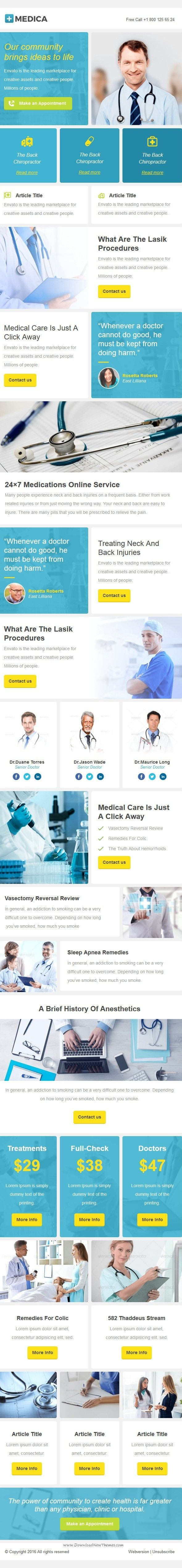 19 best HTML email templates images on Pinterest | Html email ...