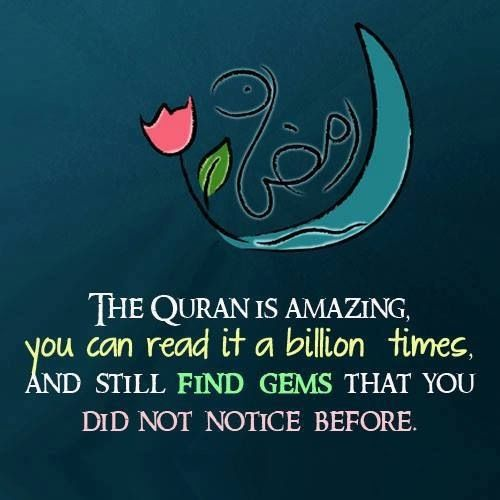 The Quran is Amazing