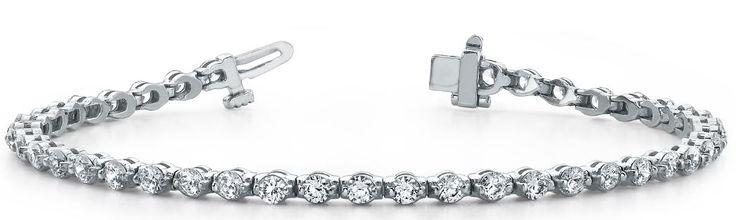 Diamantarmband 3.00 Karat aus 585er/750er Gelb- oder Weißgold  #diamantarmband #diamonds #diamante #diamanten #gold #schmuck #diamantschmuck #juwelier #abt #dortmund #brillant #armband #armschmuck