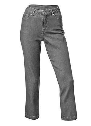 Ashley Brooke Body Shaping Cropped Jeans #kaleidoscope #denim