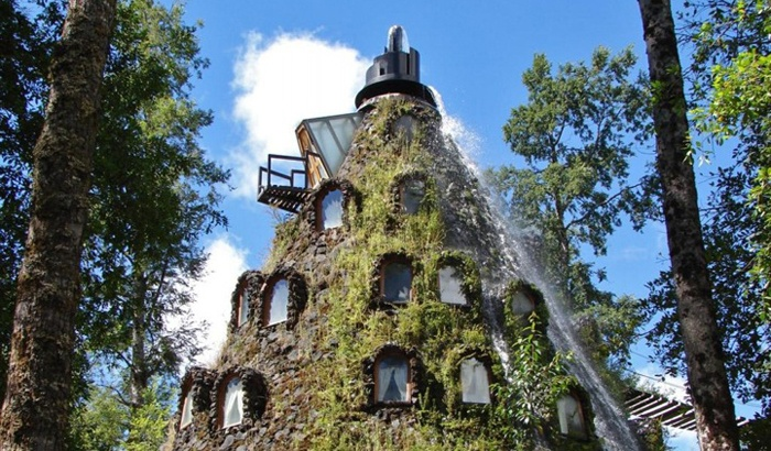 La Montana Magica Lodge, Chile.: Huilo Huilo, Chile, Favorite Places, Magic Mountain, Mountain Hotels, Places I D, Mountain Lodges, Travel, Volcanoes Hotels