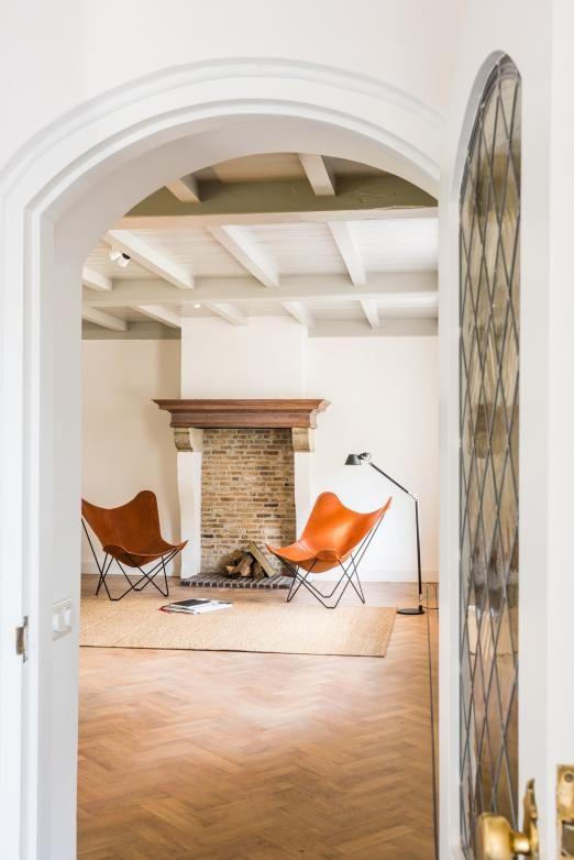 Interieur vakantiewoning Het Neerhuis - Francine Broos Interieurarchitecten