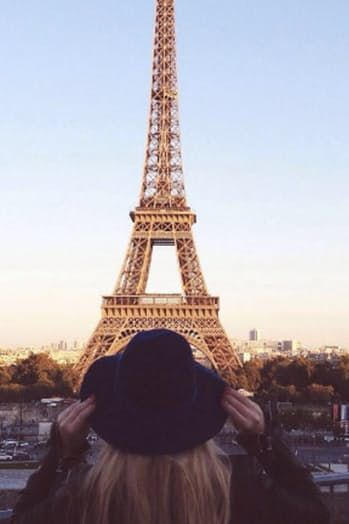 The 9 Best Places to Get Your Photo Taken in Paris via @PureWow