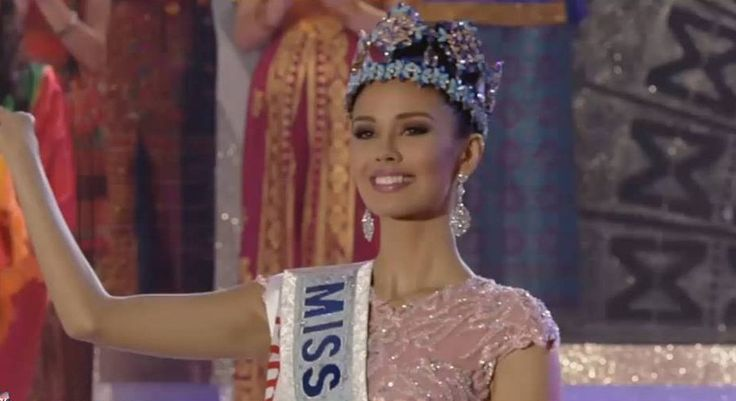 Miss World 2013 is Miss World Philippines Megan Lynne Young!