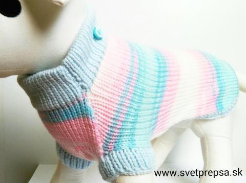 KALA sveter melírovaný sweet
