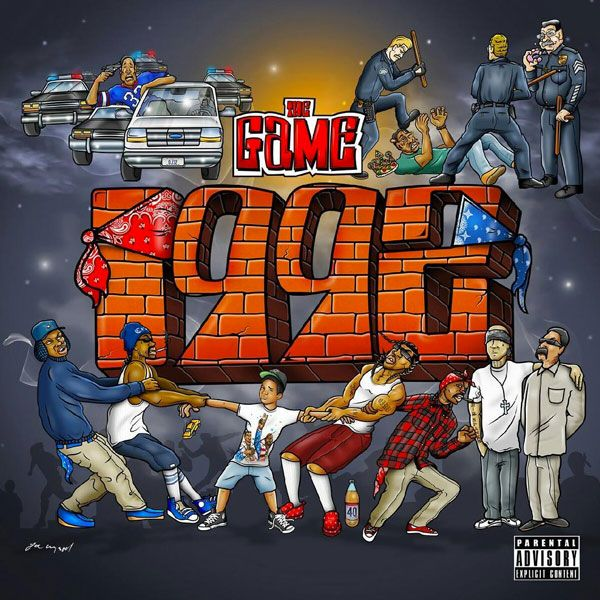 Compton native rapper The Game has just released his 1992 Album. Check out The Game 1992 Album Download