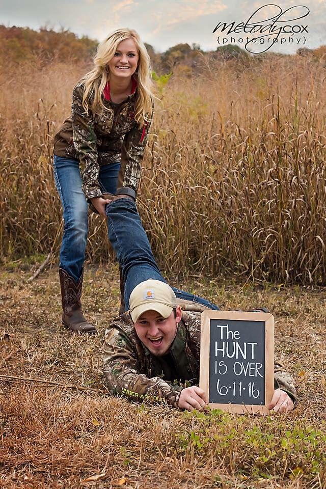 Best 25 Camo Engagement Pictures Ideas On Pinterest