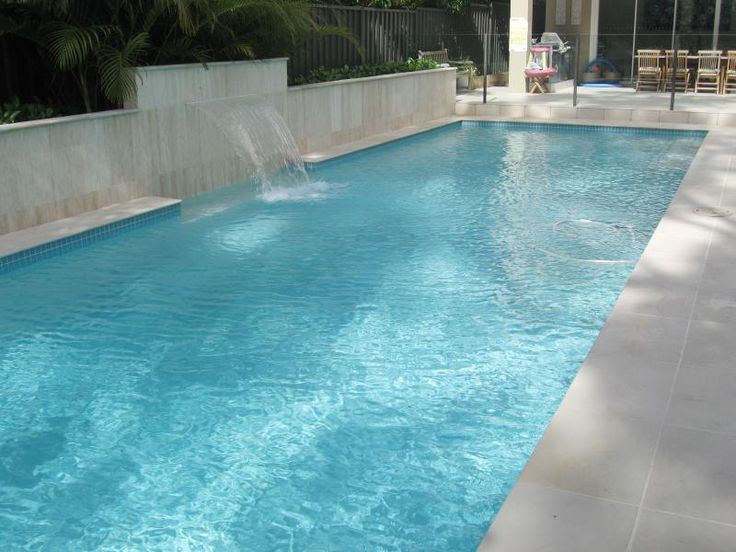 Pool & Spa Sandstone - Supplied by Sareen Stone. Simple, elegant & classic. This look will never go out of style. For more inspiration for your pool area visit our website.