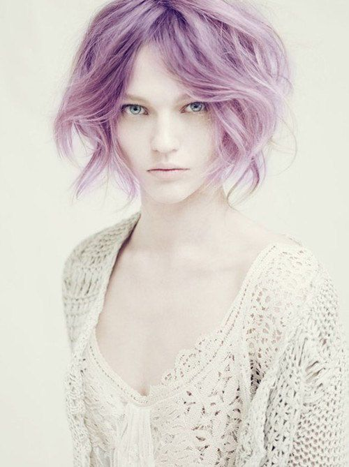 L A V E N D E R love/ pastel colored lavender by LawlessANDlulu, via Etsy.