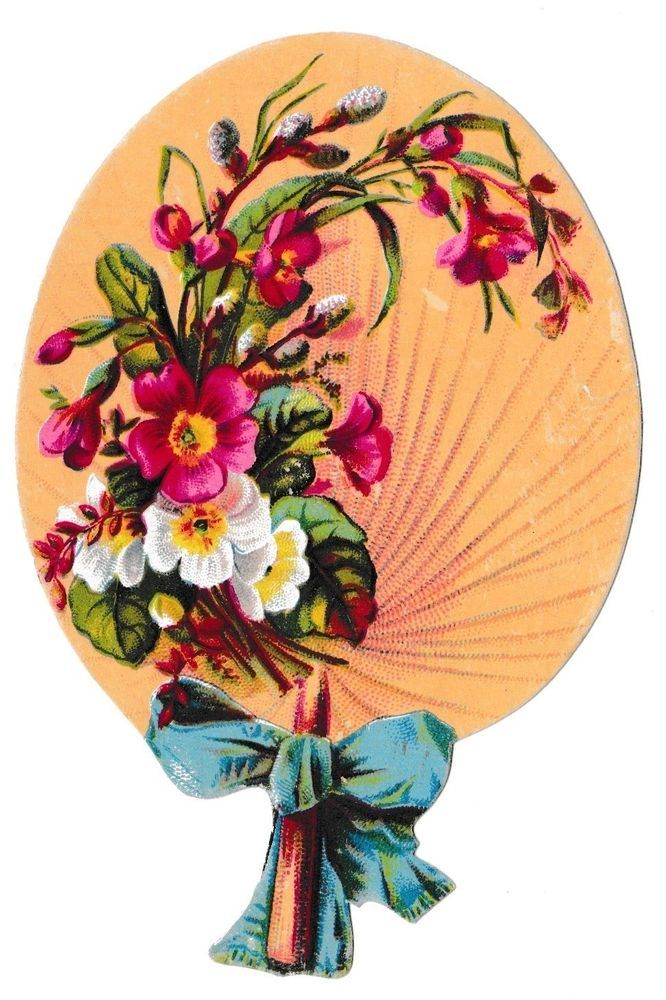 Sandwich Enterprise Co. Sandwich, IL Die Cut Fan Victorian Trade Card Chromo