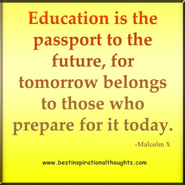 Best Inspirational thought...... | Education and Learning ...
