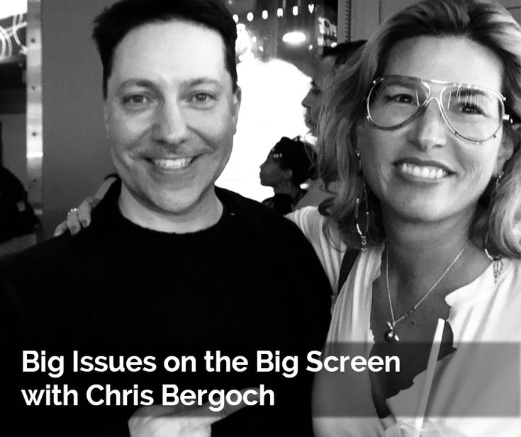 When Chris Bergoch writes a movie, he doesn't shy away from social advocacy topics that can be seen as controversial. At StandUp SpeakUp, we try to raise awareness around important social issues, so when Karla discovered the work of Chris Bergoch, she coul...