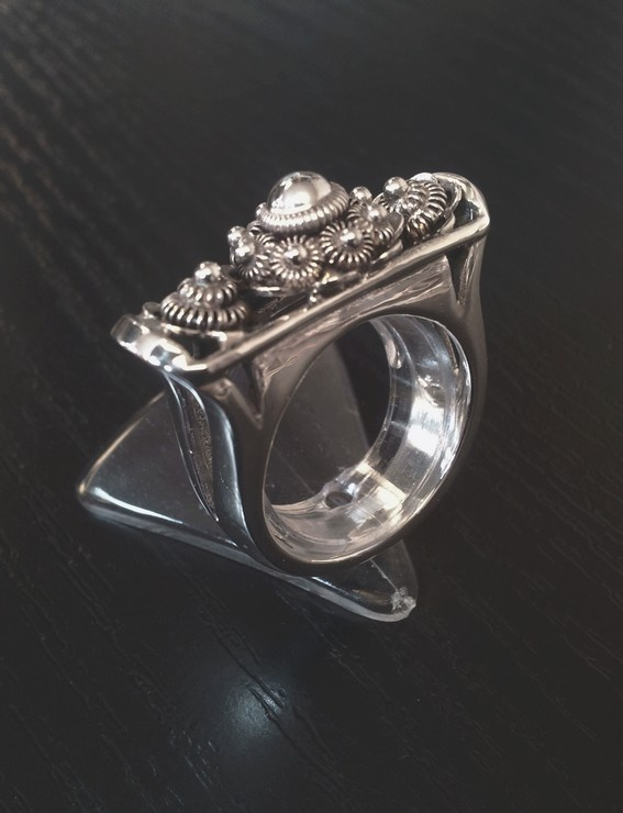 ZEEUWSE RING ( AT) SILVER